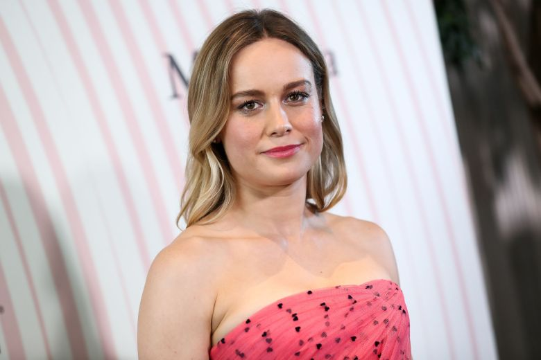 Brie LarsonWomen In Film Crystal and Lucy Awards, Los Angeles, USA - 13 Jun 2018