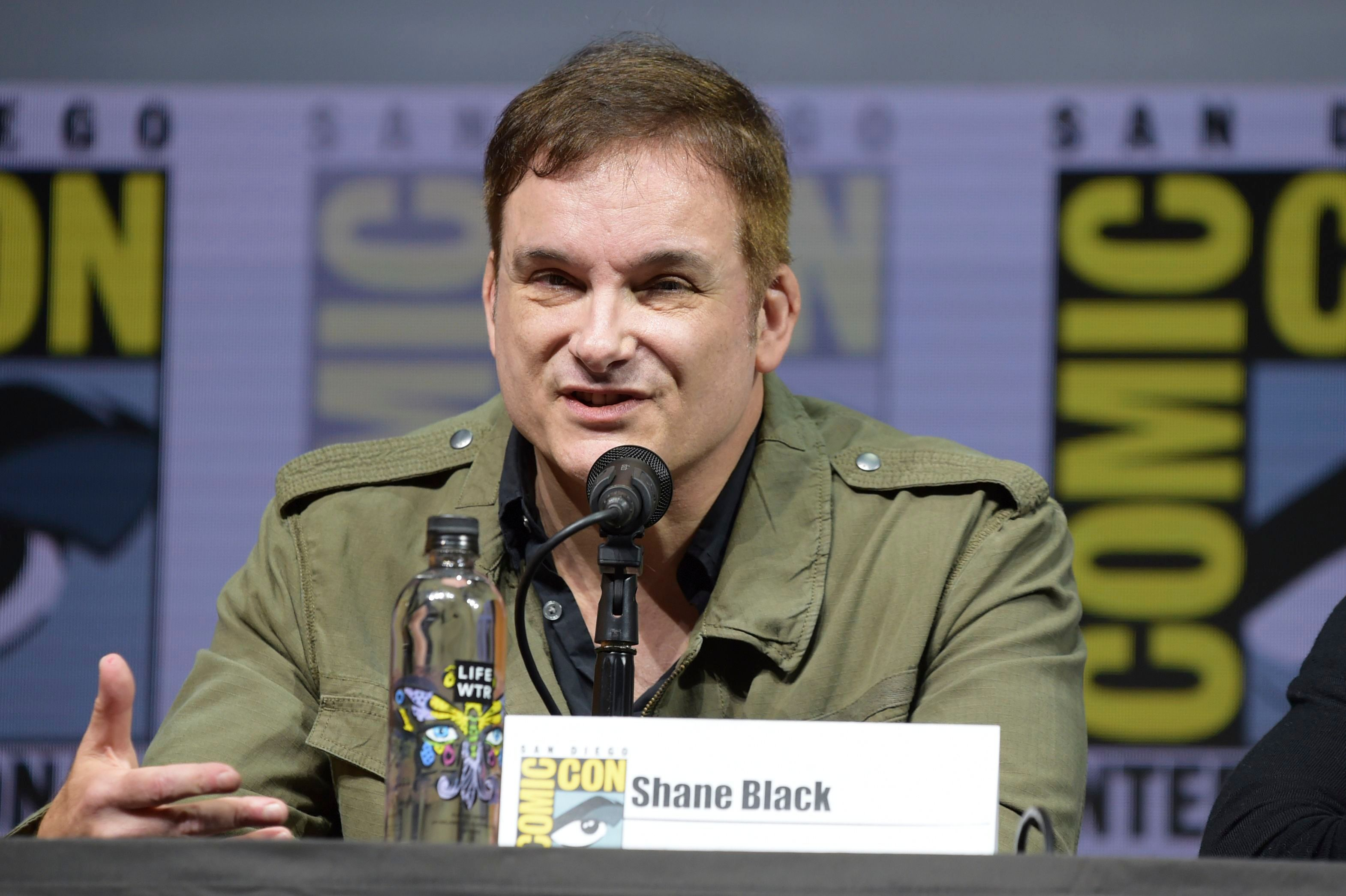 Shane Black Responds to Casting Registered Sex Offender in 'The Predator,' Says He's 'Deeply Disappointed' in Himself