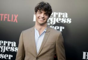 Noah CentineoNetflix's 'Sierra Bugess Is a Loser' film premiere, Los Angeles, USA - 30 Aug 2018