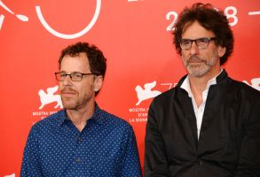 Ethan Coen and Joel Coen'The Ballad of Buster Scruggs' photocall, 75th Venice International Film Festival, Italy - 31 Aug 2018