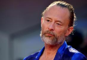 British singer Thom Yorke arrives for the premiere of 'Suspiria' at the 75th annual Venice International Film Festival, in Venice, Italy, 01 September 2018. The movie is presented in the official competition 'Venezia 75' at the festival running from 29 August to 08 September.75th Venice International Film Festival, Italy - 01 Sep 2018
