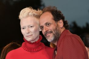 Luca Guadagnino and Tilda Swinton'Suspiria' premiere, 75th Venice International Film Festival, Italy - 01 Sep 2018