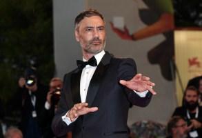 Taika Waititi'At Eternity's Gate' premiere, 75th Venice International Film Festival, Italy - 03 Sep 2018