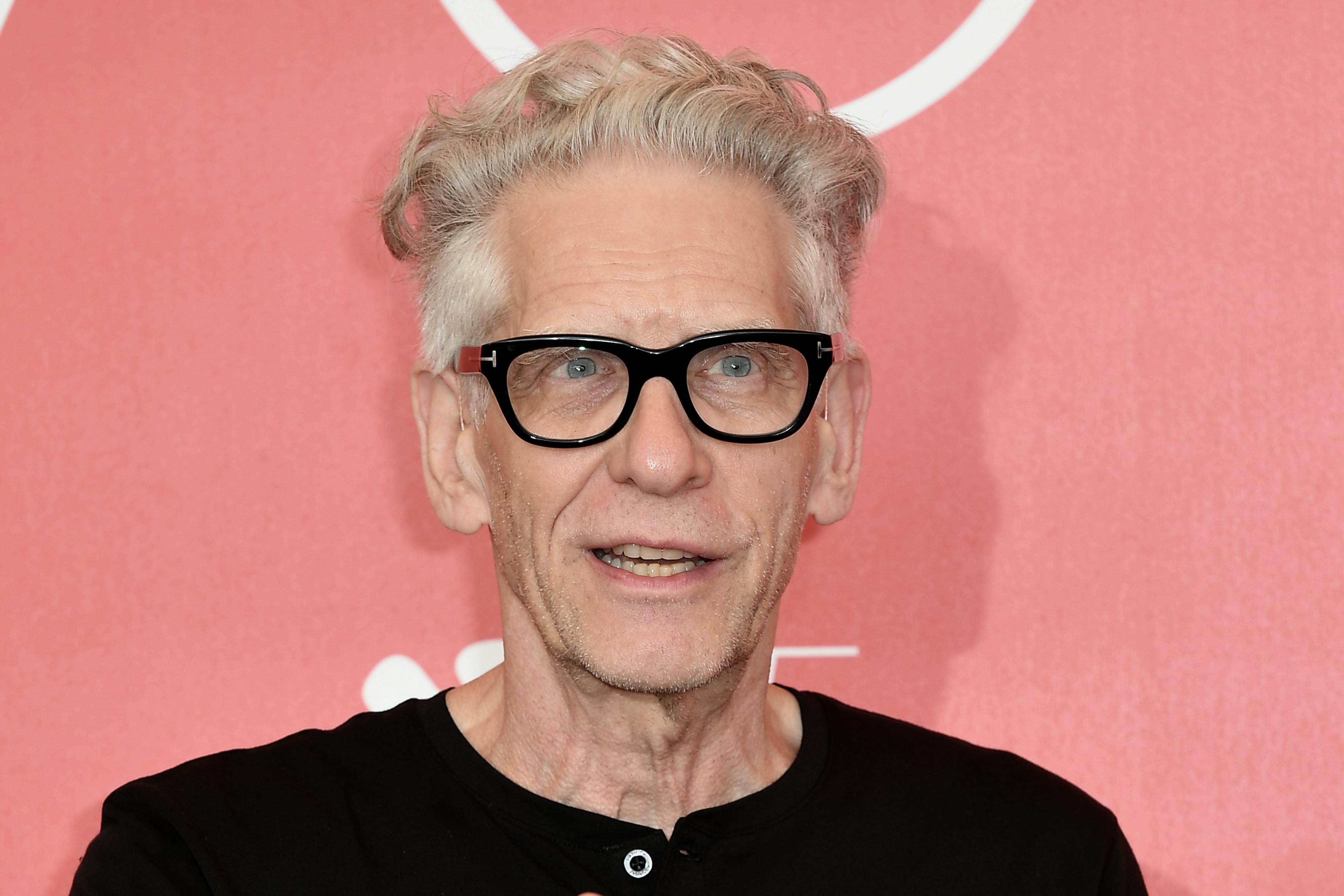 David Cronenberg rabid