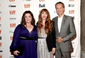 Melissa McCarthy, Marielle Heller, Richard E. Grant'Can You Ever Forgive Me' premiere, Toronto International Film Festival, Canada - 08 Sep 2018