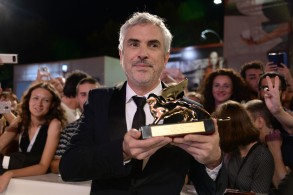 Alfonso Cuaron receives the Golden Lion for Best Film Award for 'Roma'Award Ceremony, Arrivals, 75th Venice International Film Festival, Italy - 08 Sep 2018