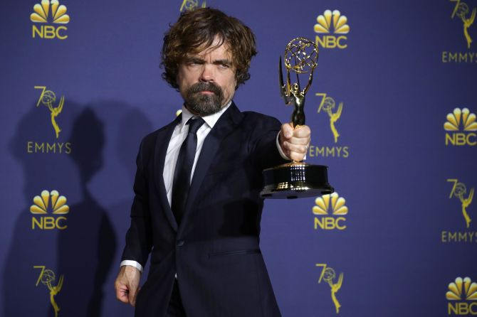 Peter Dinklage - Outstanding Supporting Actor