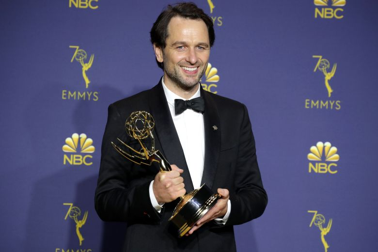 Matthew Rhys - Outstanding Lead Actor in a Drama Series - 'The Americans'70th Primetime Emmy Awards, Press Room, Los Angeles, USA - 17 Sep 2018