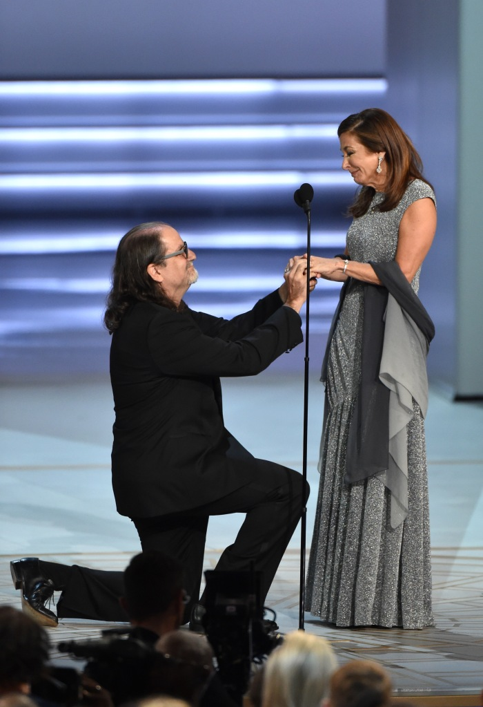 Glenn Weiss and Jan Svendsen, Emmys