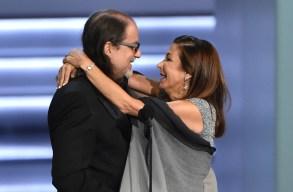 Glenn Weiss and Jan Svendsen70th Primetime Emmy Awards, Show, Los Angeles, USA - 17 Sep 2018