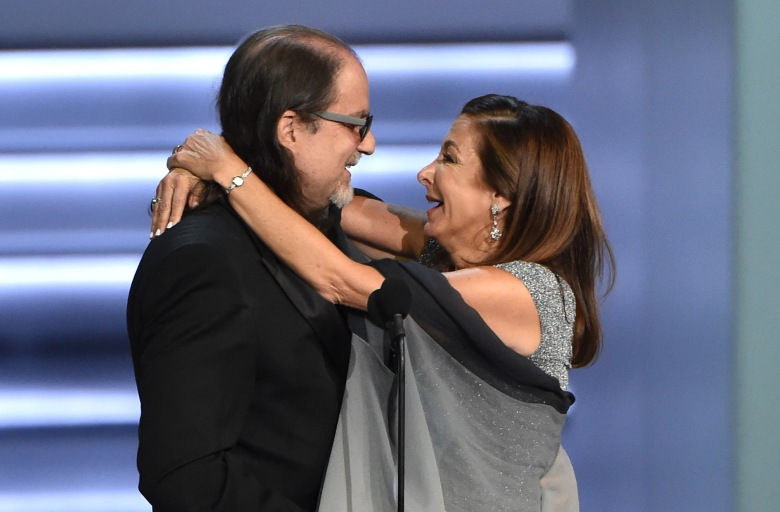 Glenn Weiss and Jan Svendsen70th Primetime Emmy Awards, Show, Los Angeles, USA - 17 Sep 2018