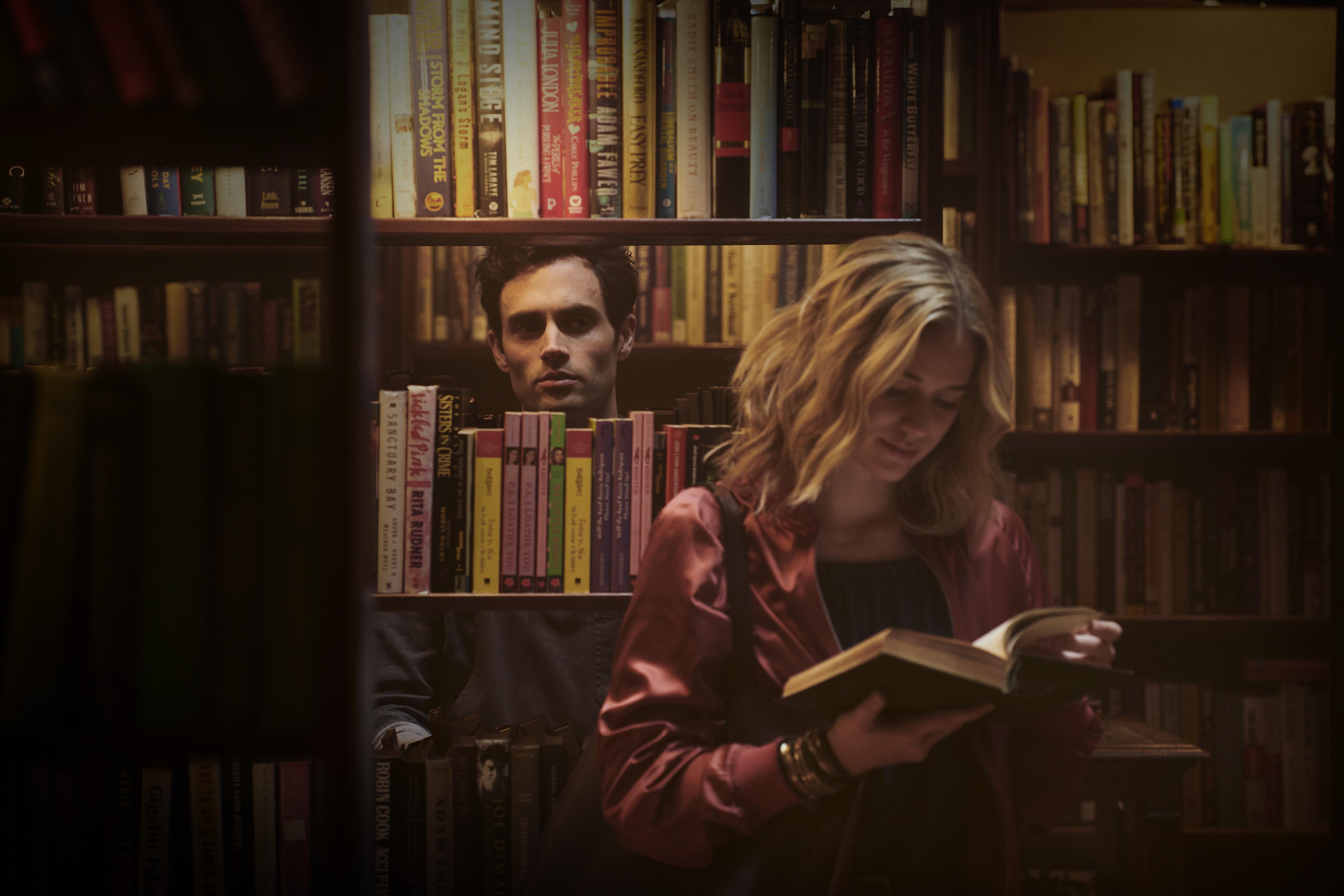 Bedroom Eyes Full Movie 2017 you (lifetime) review: addictive stalker drama is dangerous