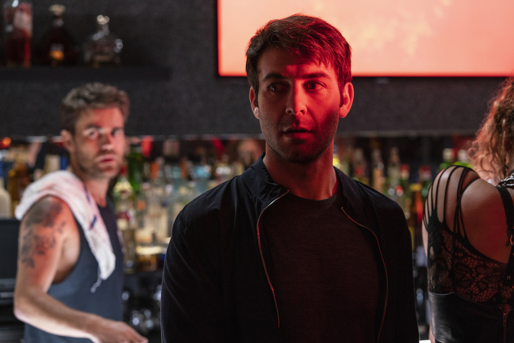 """Loss"" -- Episode #102 -- Pictured: James Wolk as Jordan of TELL ME A STORY for CBS All Access. Photo Cr: Patrick Harbron/CBS © 2018 CBS Interactive. All Rights Reserved."