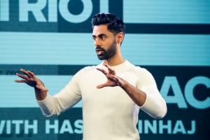 'Patriot Act with Hasan Minhaj' Will Move Further Into Investigative Journalism