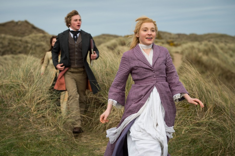 "Ben Hardy and Olivia Vinall, ""The Woman in White"""