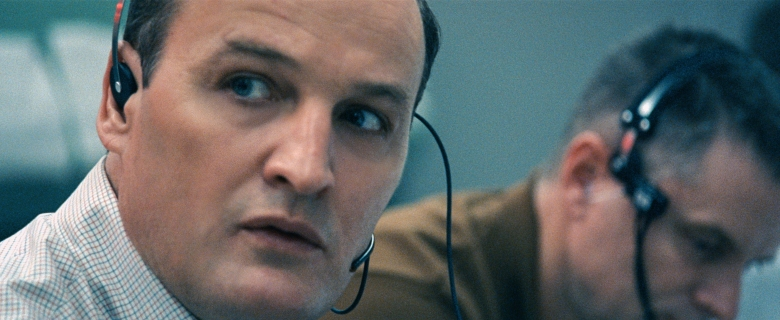 "JASON CLARKE as Ed White in ""First Man,"" directed by Oscar®-winning filmmaker Damien Chazelle (""La La Land"")."