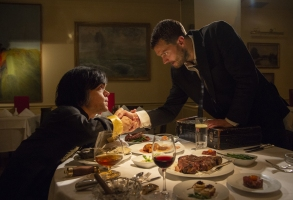 My Dinner With Herve Peter Dinklage Jamie Dornan