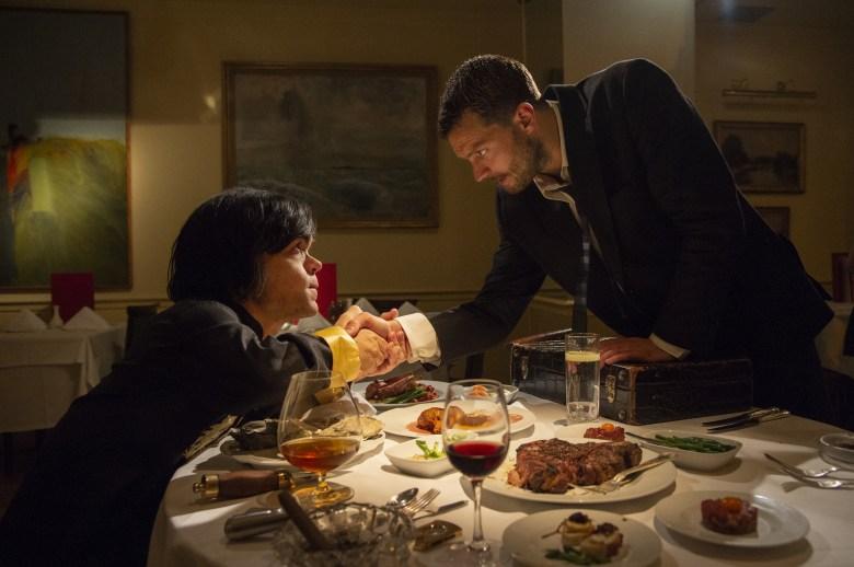 My Dinner With Herve Peter Dinklage Jamie Dornan