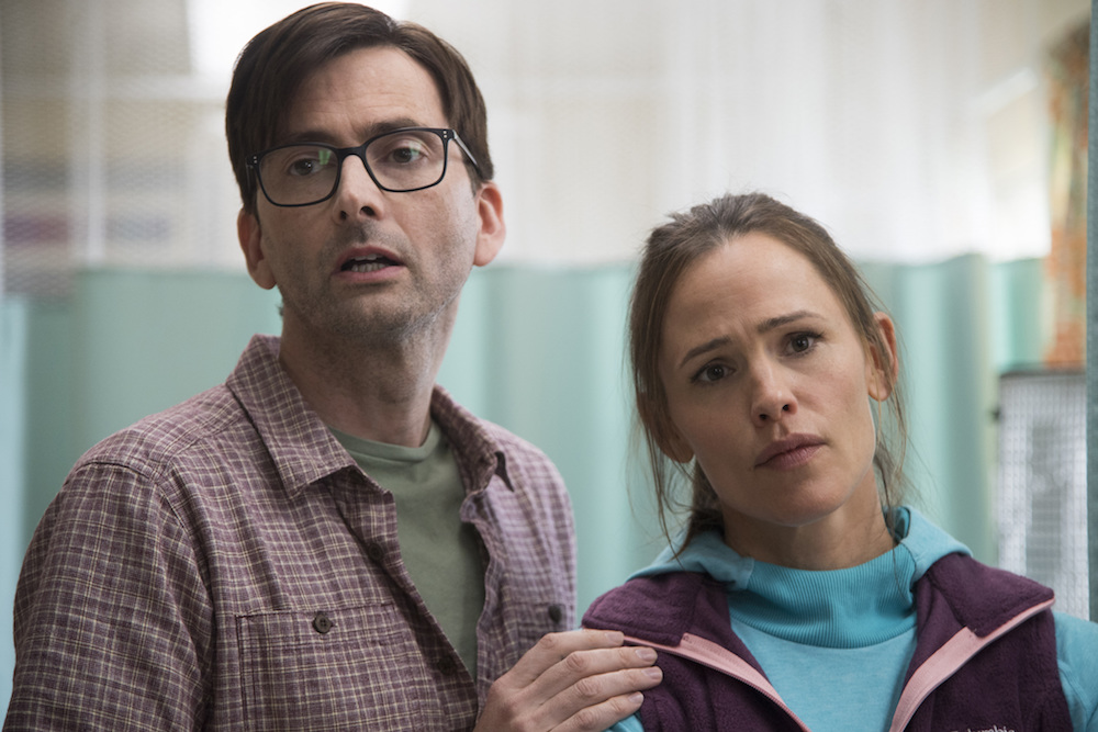 HBO Camping David Tennant Jennifer Garner
