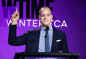 David Nevins, President & CEO of Showtime Networks Inc., speaks at Showtime TCA Winter Press Tour 2018Showtime TCA Winter Press Tour 2018 at the The Langham Huntington, Pasadena, CA, USA - 6 January 2018
