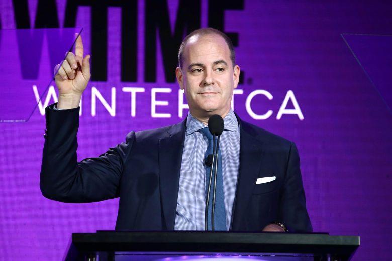 David Nevins, President & CEO of Showtime Networks Inc., speaks at Showtime TCA Winter Press Tour 2018Showtime TCA Winter Press Tour 2018 at the The Langham Huntington, Pasadena, CA, USA - 6 January 2018