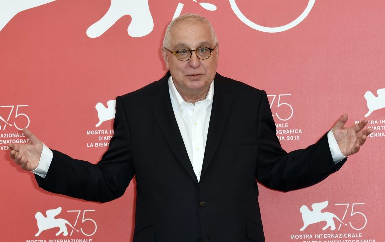 Errol Morris'American Dharma' photocall, 75th Venice International Film Festival, Italy - 05 Sep 2018