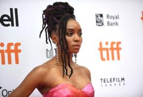 KiKi Layne'If Beale Street Could Talk' premiere, Toronto International Film Festival, Canada - 09 Sep 2018