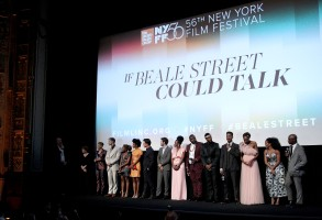 "Cast of If Beale Street Could TalkNYFF 56 U.S. Premiere of ""If Beale Street Could Talk"", New York, USA - 09 Oct 2018"