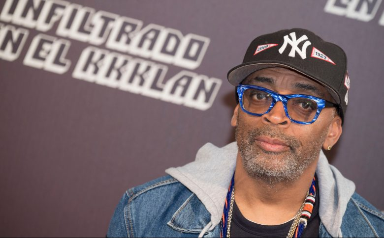 Spike Lee'BlacKkKlansman' film photocall, Madrid, Spain - 23 Oct 2018