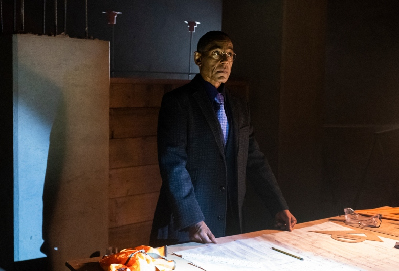 "Giancarlo Esposito as Gustavo ""Gus"" Fring - Better Call Saul _ Season 4, Episode 8 - Photo Credit: Nicole Wilder/AMC/Sony Pictures Television"