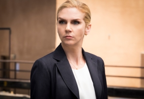 Rhea Seehorn as Kim Wexler - Better Call Saul _ Season 4, Episode 9 - Photo Credit: Nicole Wilder/AMC/Sony Pictures Television