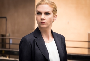Rhea Seehorn as Kim Wexler- Better Call Saul _ Season 4, Episode 9 - Photo Credit: Nicole Wilder/AMC/Sony Pictures Television