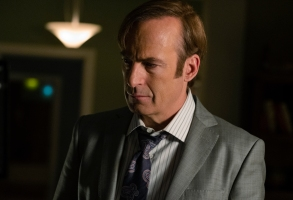 Bob Odenkirk as Jimmy McGill- Better Call Saul _ Season 4, Episode 10 - Photo Credit: Nicole Wilder/AMC/Sony Pictures Television