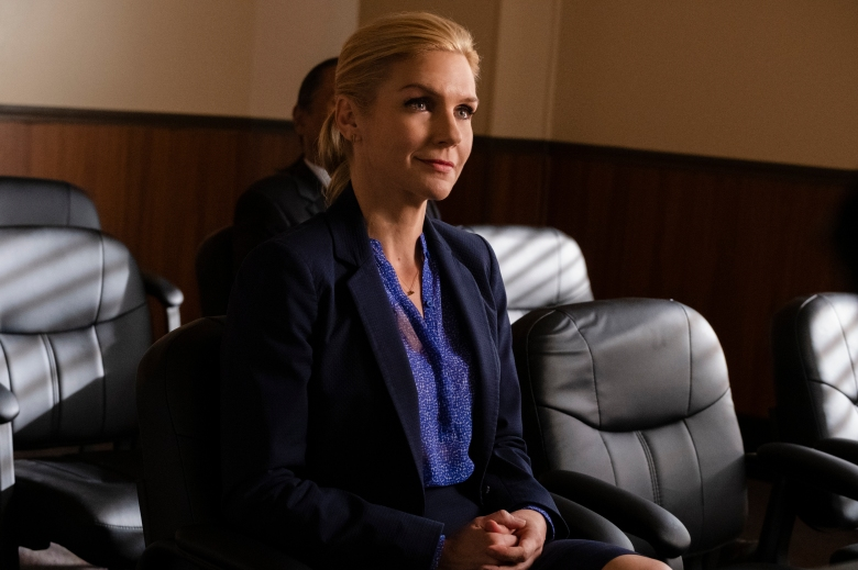 Rhea Seehorn as Kim Wexler - Better Call Saul _ Season 4, Episode 10 - Photo Credit: Nicole Wilder/AMC/Sony Pictures Television