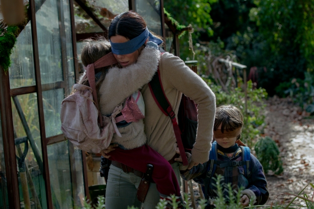 'Bird Box' Review: Netflix's Sandra Bullock Thriller Is So Intense You'll Want to Cover Your Eyes — AFI FEST