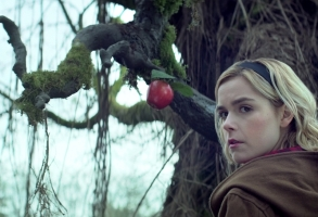 CHILLING ADVENTURES OF SABRINA Kiernan Shipka Netflix Season 1