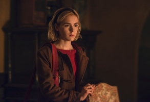 "Kiernan Shipka, ""Chilling Adventures of Sabrina"""