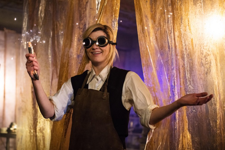 doctor who review new doctor jodie whittaker s first episode
