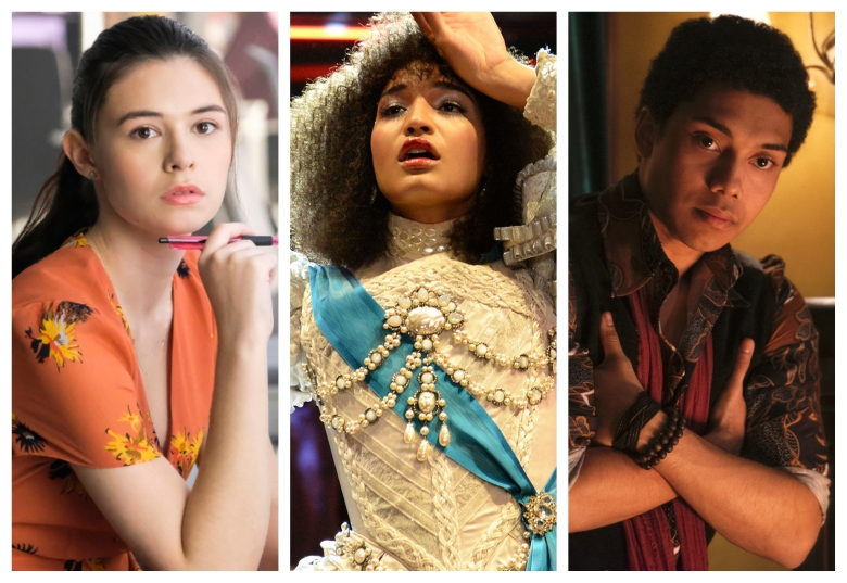 "Nicole Maines on ""Supergirl,"" Indya Moore on ""Pose,"" Chance Perdomo on ""Chilling Adventures of Sabrina"""