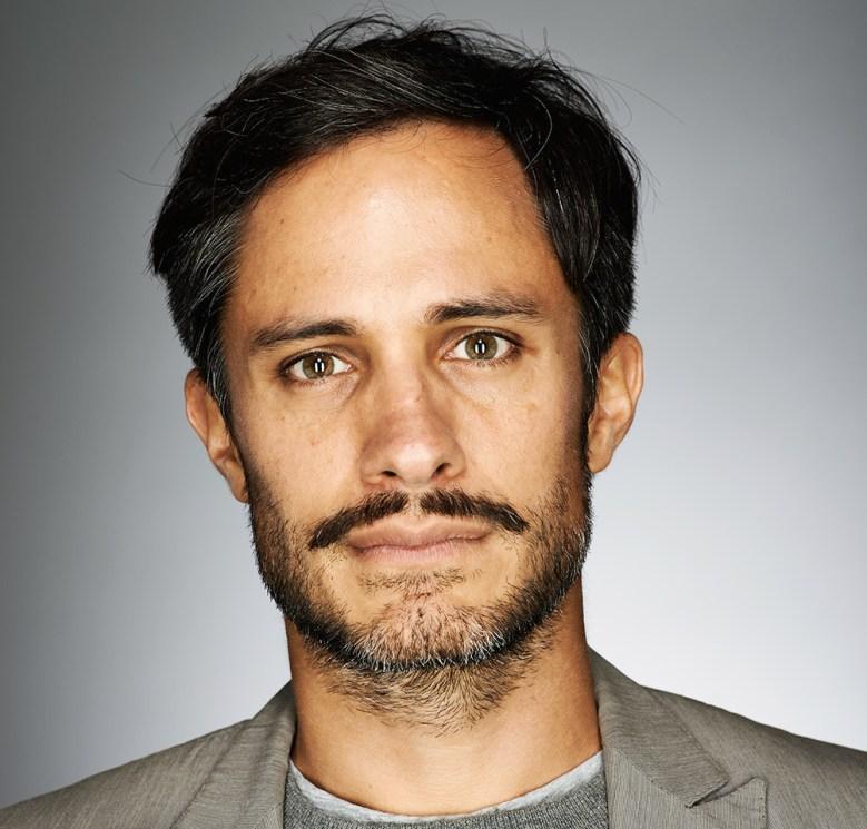 Gael Garcia Bernal ,by Daniel Bergeron. Indiewire 2015. No PR/No Release on file.
