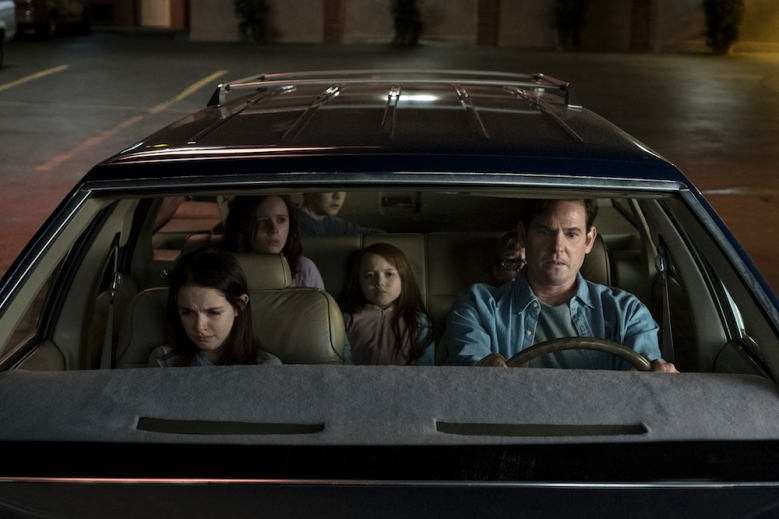 The Haunting of Hill House McKenna Grace, Lulu Wilson, Paxton Singleton, Violet Mcgraw, Julian Hillard, Henry Thomas Netflix Season 1