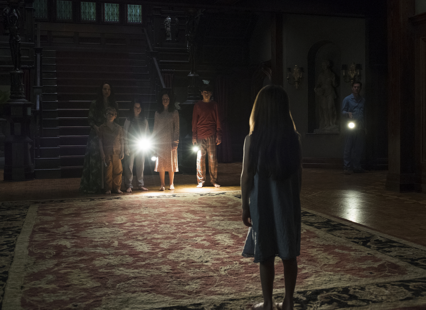 THE HAUNTING OF THE HILLHOUSE