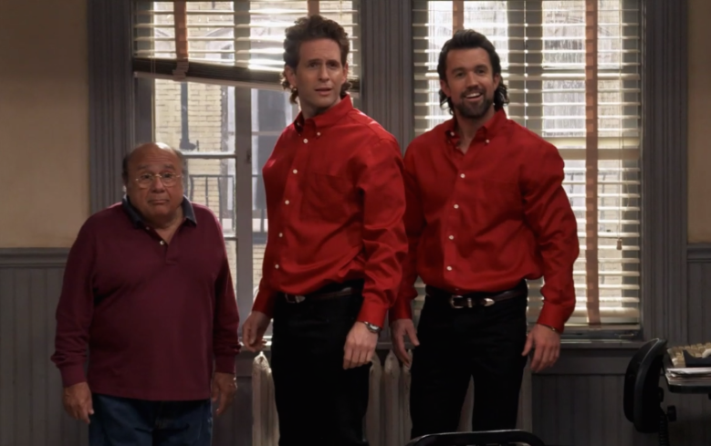 'It's Always Sunny in Philadelphia' Recreated an Iconic 'Seinfeld' Scene, and Here Are the Two Versions Together