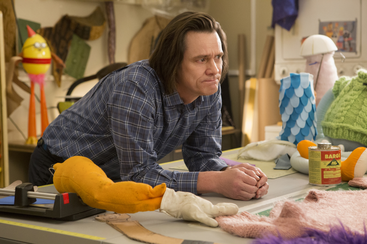 "Jim Carrey in ""Kidding"""