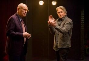 The Kominsky Method Alan Arkin and Michael Douglas Netflix