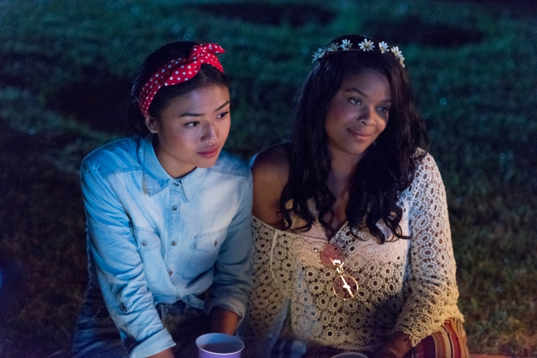 "Brianne Tju and Ajiona Alexus, ""Light as a Feather"""