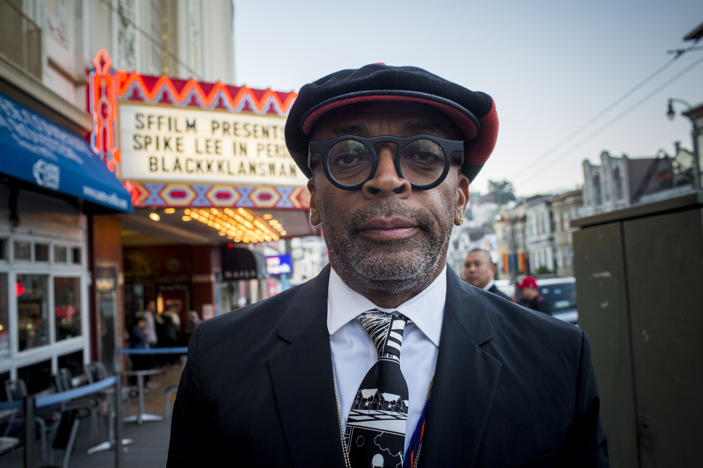 Spike Lee Shares How a Love of Connery's Bond and Bruce Lee Made Him Realize 'People Have to Tell Their Own Stories' – Exclusive