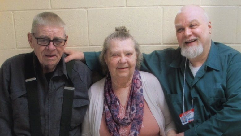 "Allan Avery, Dolores Avery, and Steven Avery in ""Making a Murderer: Part 2"""