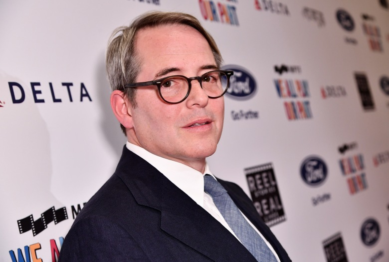 Matthew Broderick6th Annual 'Reel Stories, Real Lives' Benefiting MPTF, Los Angeles, USA - 02 Nov 2017
