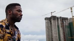 "Cninaza Uche in ""Nigerian Prince"""